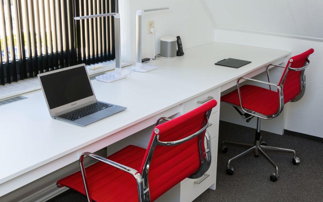 bureau kantoor- lade blok- op maat